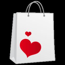 Shoppingbag Sticker