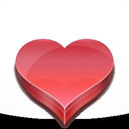 Heart Candies Sticker