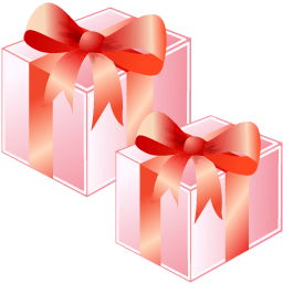 Gift Boxes Sticker