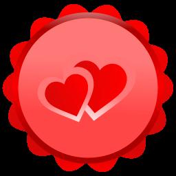 Heart Inside Sticker