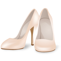 Wedding Womenshoes Sticker