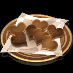 Chocolates Cookies Sticker
