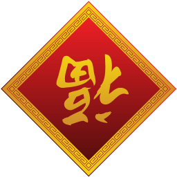 Fudao Sticker