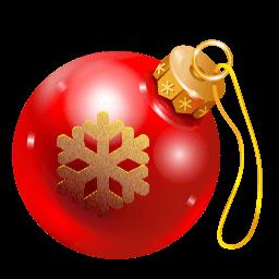 Christmas Toy Sticker