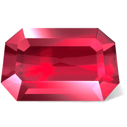 Ruby Sticker