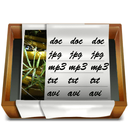 Document Recents Sticker