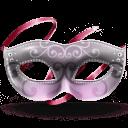 Secret Mask Sticker