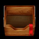Wood Box Sticker