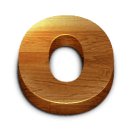 Wood Opera Sticker