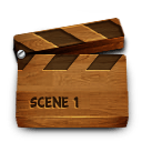 Wood Video Sticker