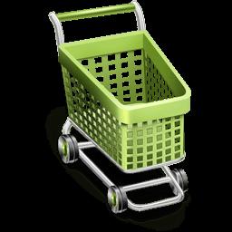 Cart Sticker