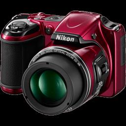 Camera Nikon Coolpix L820 01 Sticker
