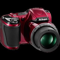 Camera Nikon Coolpix L820 02 Sticker