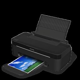 Printer Epson T25 Sticker