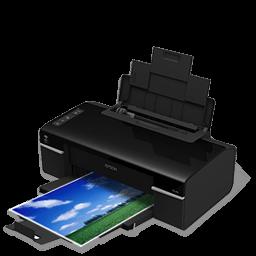 Printer Epson T40w Sticker