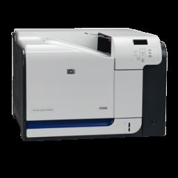 Printer Hp Color Laserjet Cp 3525 Sticker