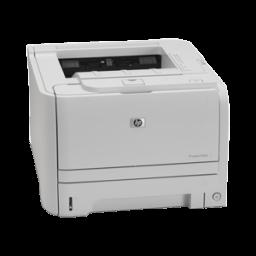 Printer Hp Laserjet P2035 Sticker