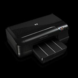 Printer Hp Officejet Pro 8100 Sticker