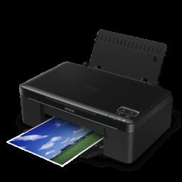 Printer Scanner Epson Stylus Tx 135 Sticker