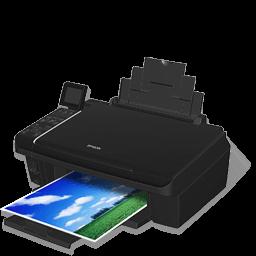 Printer Scanner Epson Tx 410 Sticker