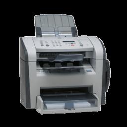 Printer Scanner Photocopier Fax Hp Laserjet M1319f Mfp Sticker