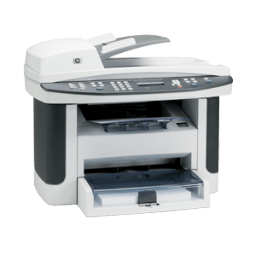 Printer Scanner Photocopier Fax Hp Laserjet M1522 Mfp Series Sticker