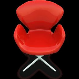 Redchairdesign Sticker