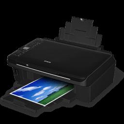 Epson Stylus Tx220 Printer Sticker
