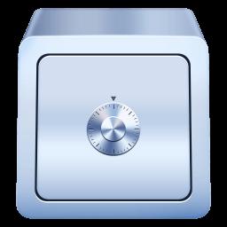 Safe Box Sticker