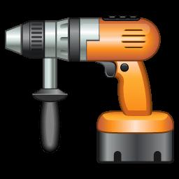Drill Sticker