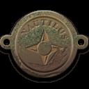 Nautilus Sign Insignia Sticker