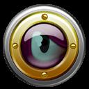 Porthole Bulls Eye Sticker