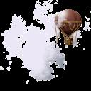 Sky Balloon Sticker