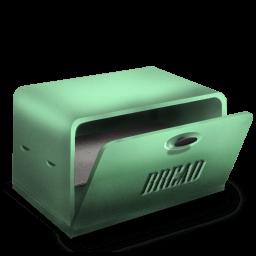 Breadbox Sticker