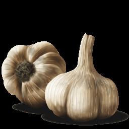 Garlic Cloves Sticker