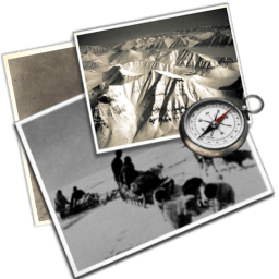 Antarctic Expedition Photos Sticker