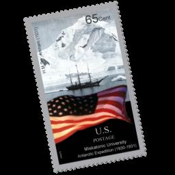 Stamp Hms Arkham 2 Sticker