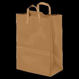 Paperbag Sticker