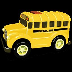 Schoolbus Sticker