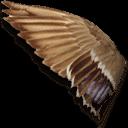 Wing Duck Sticker