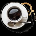 Coffecup Sticker