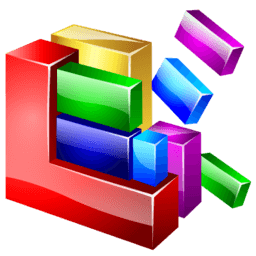 Defragmentation Sticker