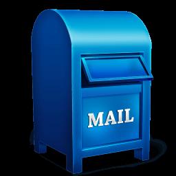 Mailbox Sticker