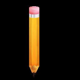 Pencil Sticker