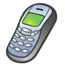 Mobile Telephone Sticker