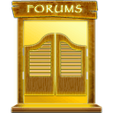 Forums Sticker