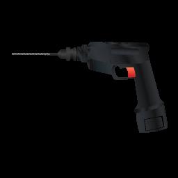 Cordless Drill Sticker