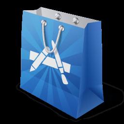 Apple Appstore Sticker