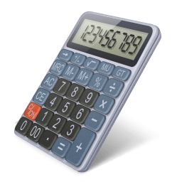 Calculator Sticker