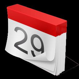 Calendar Sticker